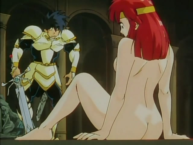 Dragon Knight OVA – Episode 1